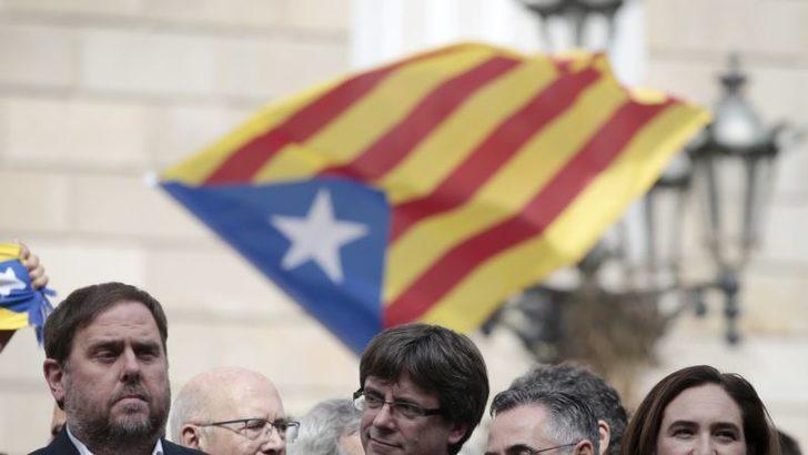 Puigdemont: Katalonya Bağımsızlığa Hazır