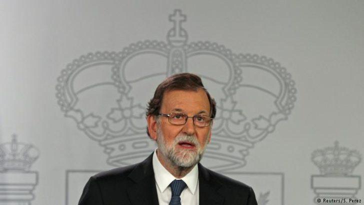 İspanya Başbakanı'ndan Katalan lidere olumsuz yanıt