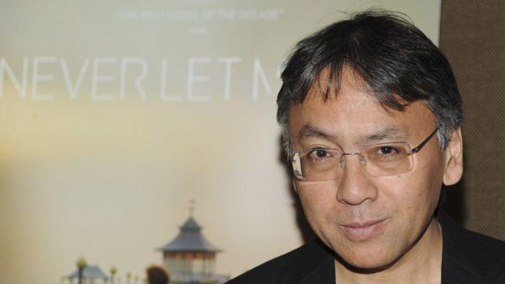 Nobel Edebiyat Ödülü İngiliz Kazou Ishiguro'nun
