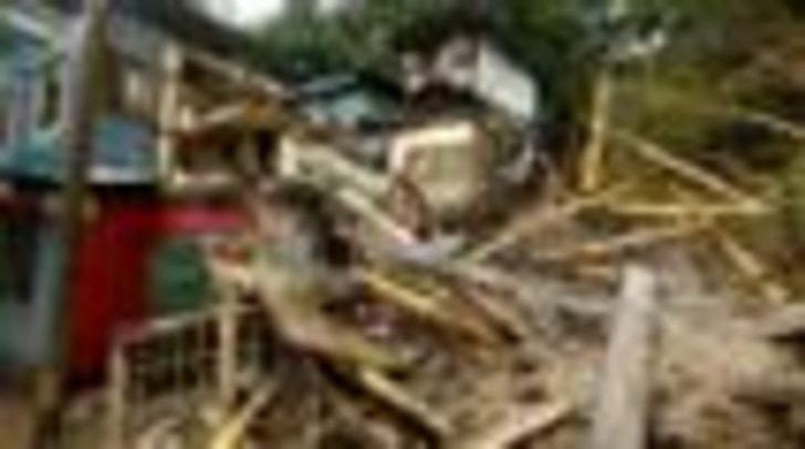 Nate Kasırgası Orta Amerika'da 22 kişiyi öldürdü
