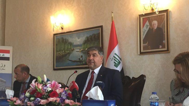 Irak'tan Türkiye'ye Başika Mesajı