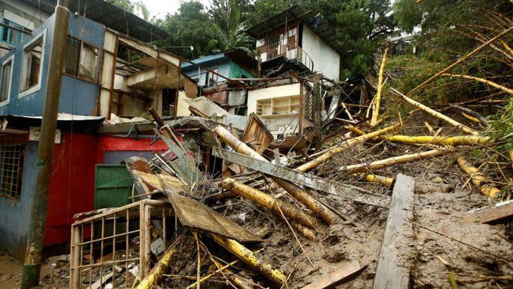 Nate Fırtınası Orta Amerika'da En Az 20 Can Aldı
