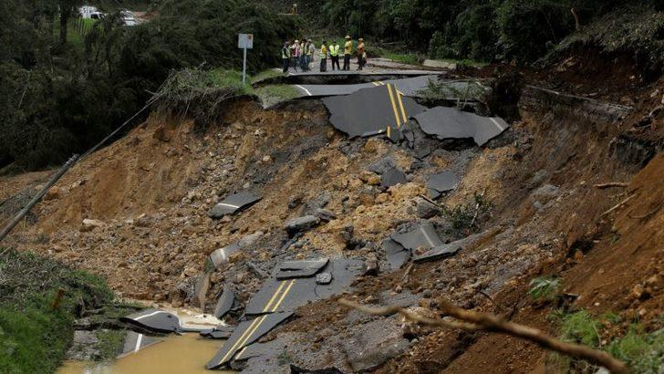 Nate Kasırgası Amerika'ya Yaklaşıyor