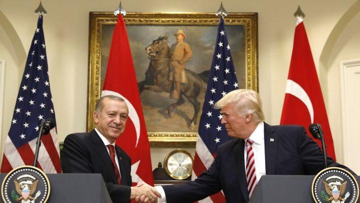 Trump: 'Erdoğan 13 Kasım'da ABD'ye Geliyor'