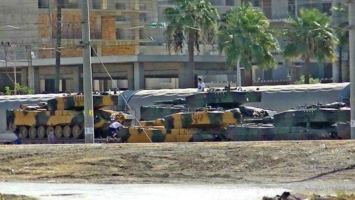 TSK Keşif İçin İdlib'e Girdi