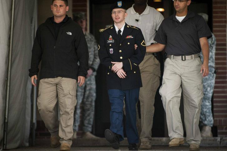 Manning: Kadın olmak istiyorum