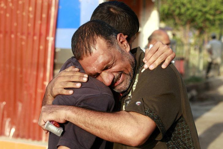 Irak'ta kalabalık parka intihar saldırısı