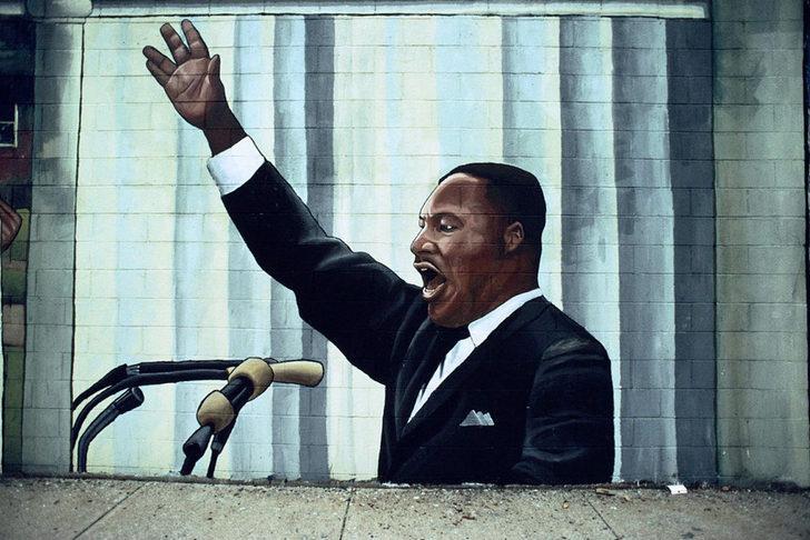 Martin Luther King: Konuşmanın 50'inci yılı