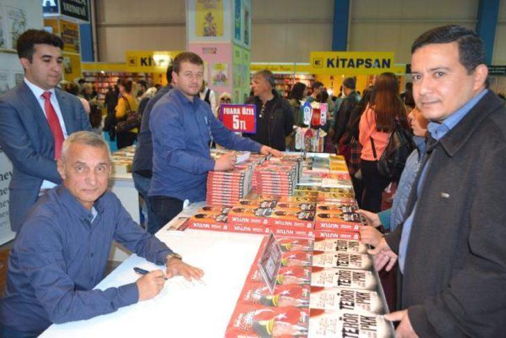 Ongun ve Alan, Mersin'de okuyucularıyla buluştu