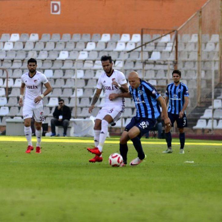 Adana Demirspor  Elazığspor (FOTOĞRAFLAR)