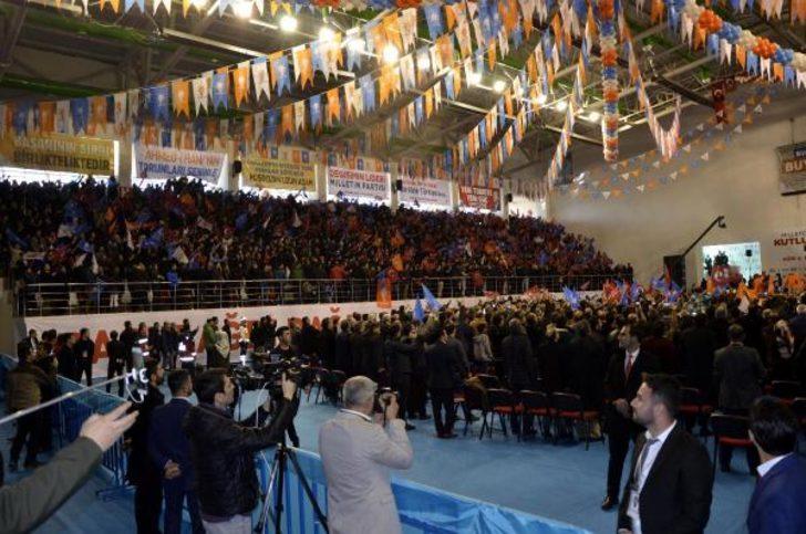 Cumhurbaşkanı Erdoğan: Vatanımızı bölmeye çalışanlara fırsat vermedik, vermeyeceğiz (2)