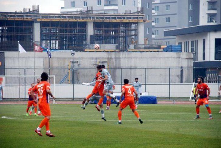 Kastamonuspor 1966Afjet Afyonspor: 0-0