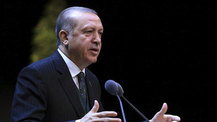Erdoğan: İsrail Terör Devleti