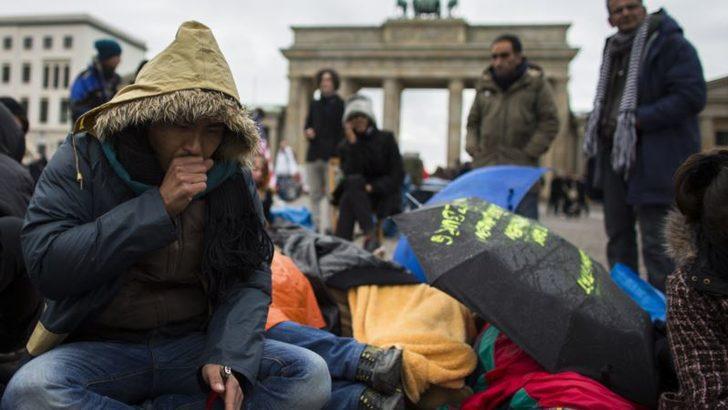 Almanya'dan Sığınmacıların Geri Dönmesine Teşvik