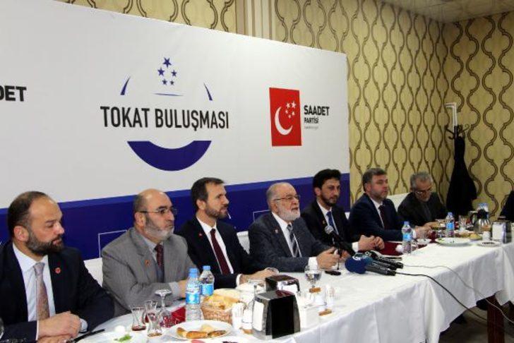SP Lideri Karamollaoğlu: ABD'deki dava siyasi bir davadır