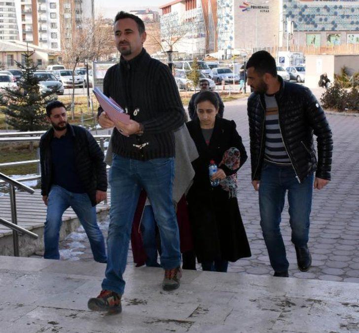 Sivas'ta FETÖ şüphelisi 3 kadın adliyeye sevk edildi