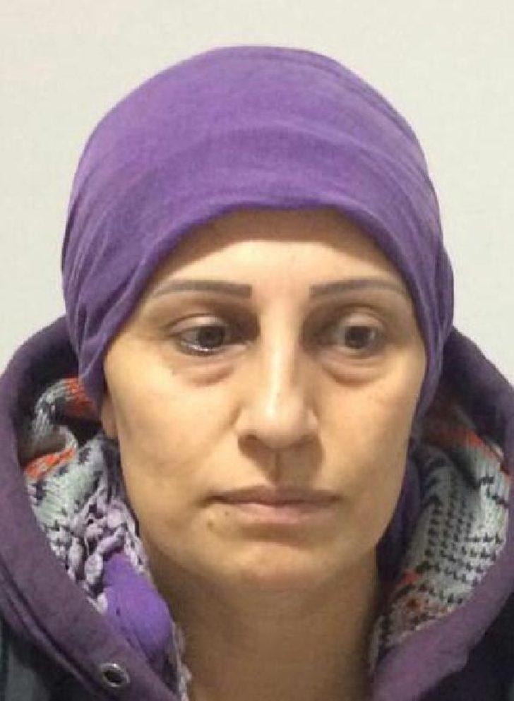 PKK'nın kadın bombacısı İzmir'de yakalandı (2)