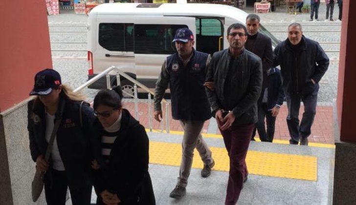 Kocaeli'de PKK propogandası şüphelisi 4 kişi adliyede