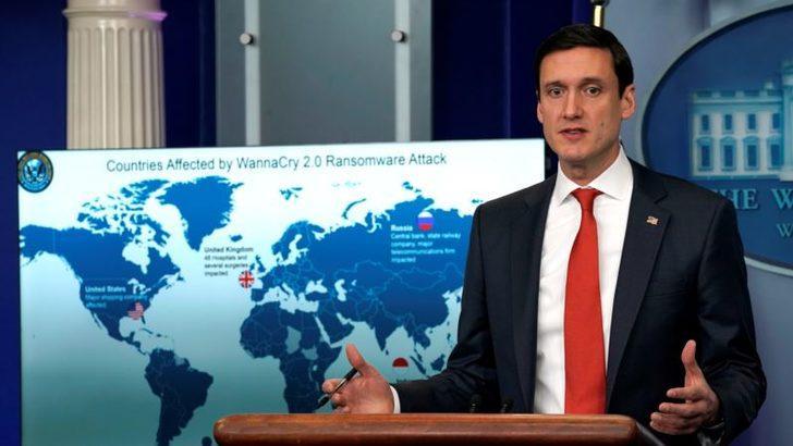 ABD:'WannaCry Saldırısının Arkasında Kuzey Kore Var'