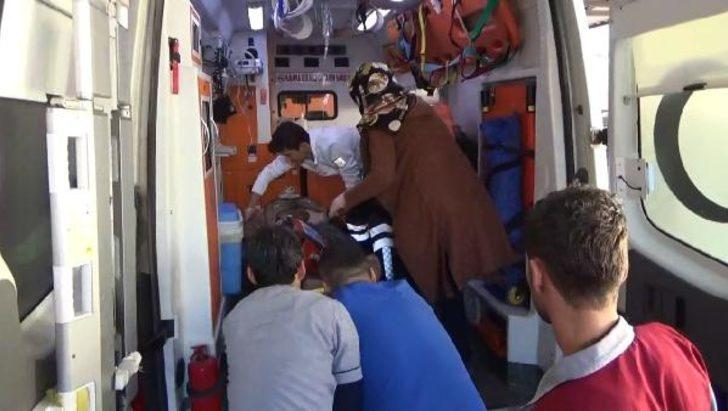 Suriye'den açılan ateşle Birecik'te 1 işçi yaralandı/ Fotoğraflar