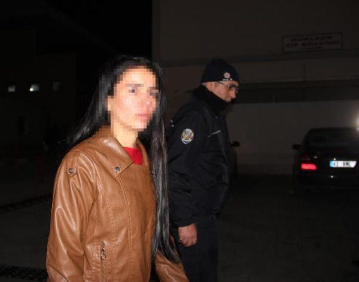 Genç kadının gasp şüphelisi 2 kişi, kovalamacada yakalandı