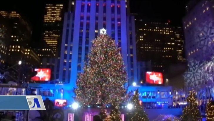 d8cadcb948e New York Yine Işıklar İçinde - Dünya Haberleri