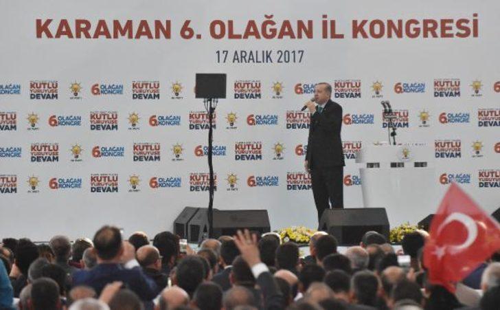 Erdoğan: ABD'nin elinde 16 bini aşkın nükleer başlıklı silah var