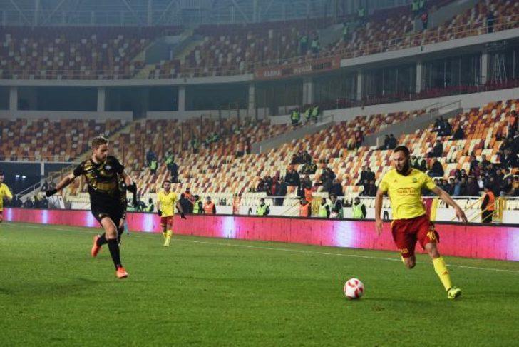 Evkur Yeni Malatyaspor  Osmanlıspor: 1-1