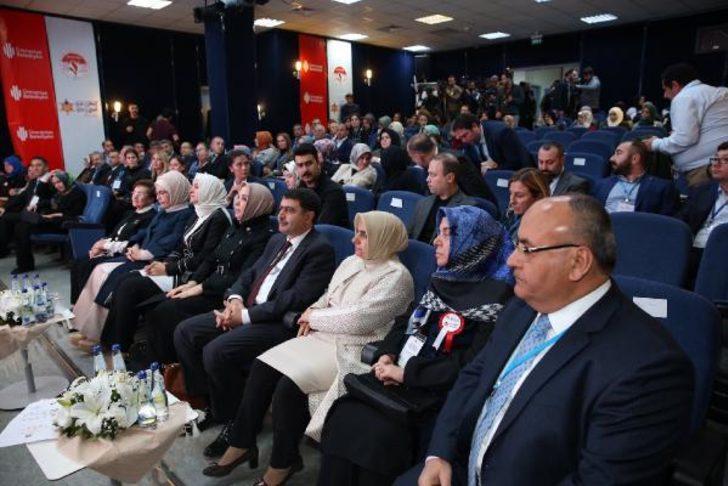 """Emine Erdoğan """"Bir Umut Bir Ufuk"""" projesinin açılışını yaptı"""
