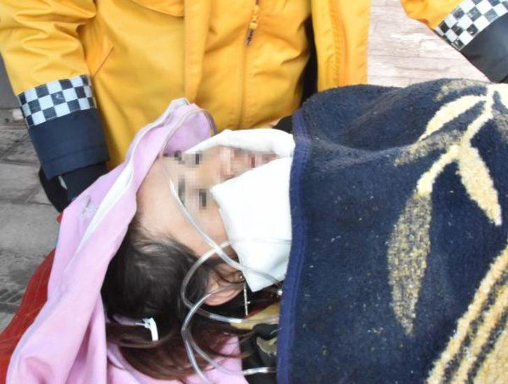 Eşinin yüzüne 'çarpı' işareti atan kocaya, mahkemeden tutuklama kararı