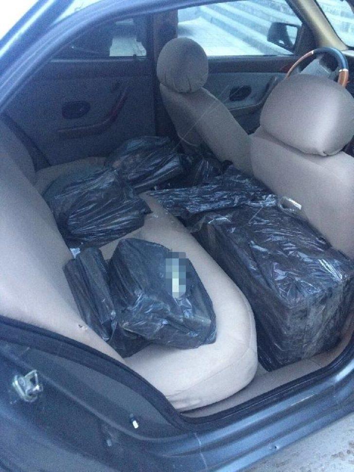 Van'da 23 bin 500 paket kaçak sigara ele geçirildi