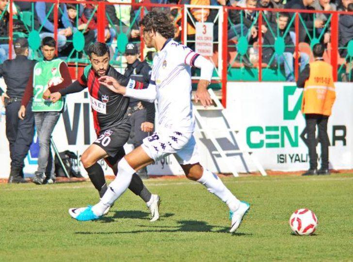 DiyarbekirsporKırıkhanspor :1-0