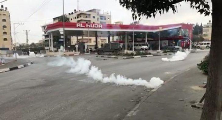 Ramallah'ta çatışmalar devam ediyor (2)