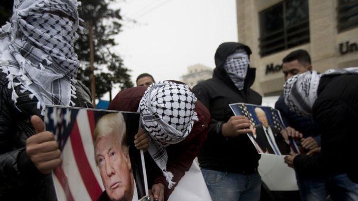 Trump'ın Kudüs Kararına Dünyadan Tepkiler