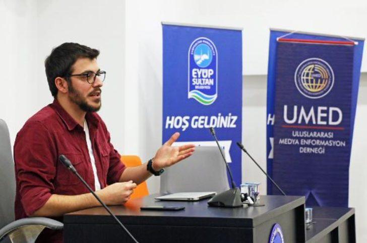 Eyüpsultan Belediyesi Medya Okulu derslerine başladı