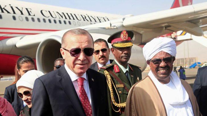 Sudan Sevakin Adası'nı Türkiye'ye Tahsis Etti