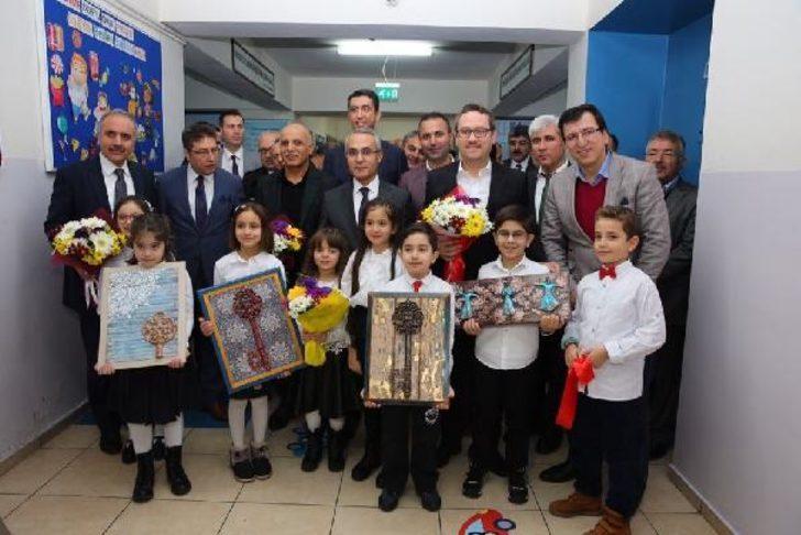 Okulların yeni gözdesi 'Z Kütüphane'ler