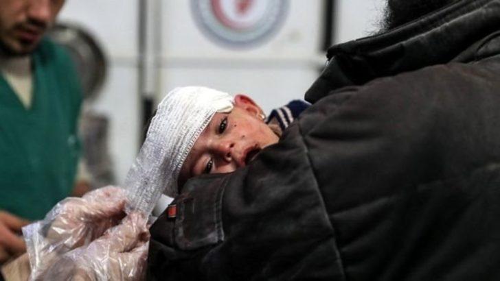 Suriye savaşı: Doğu Guta'dan hastaların tahliyesi başladı