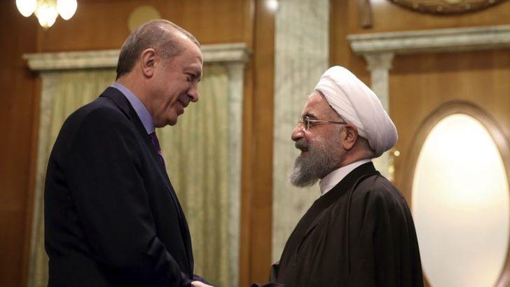 Erdoğan ve Ruhani Telefonda Görüştü