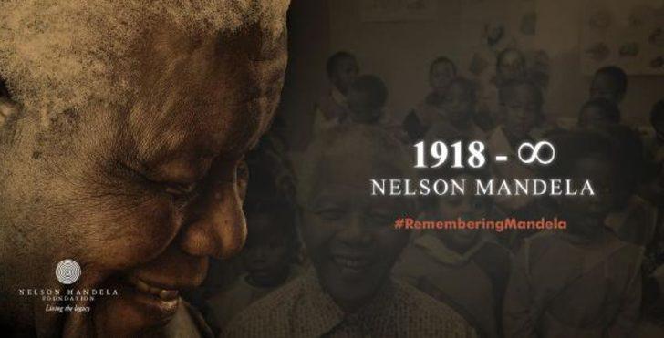 """BM'den Mandela'nın 100'üncü doğum gününde """"Barış Zirvesi"""""""