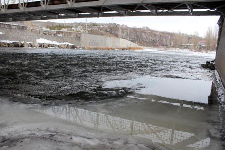 Kura Nehri çözülüyor