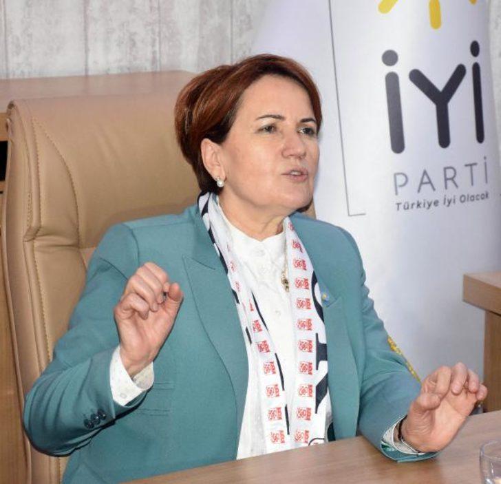 Akşener: Böyle bir Türkiye sürdürülemez