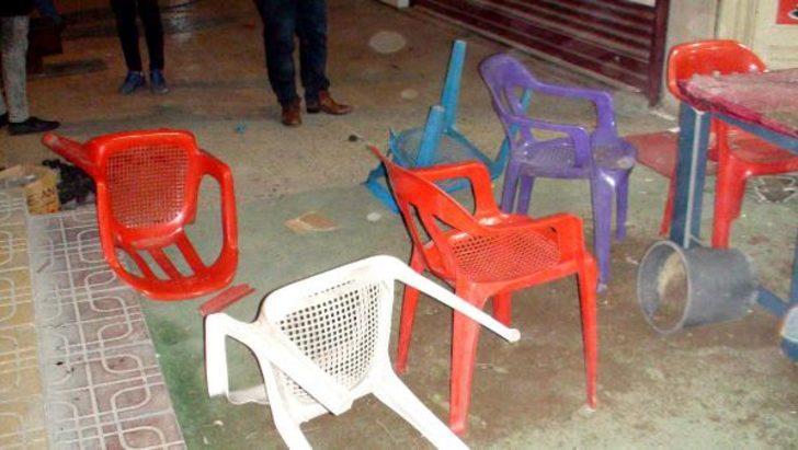 Şanlıurfa'da kafede kavga: 3 yaralı