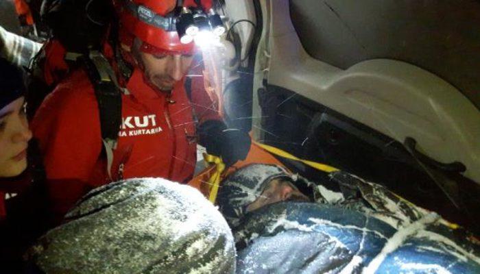 Uludağ'da kaybolan 6 dağcı için aramakurtarma çalışması başlatıldı - ek fotoğraflar