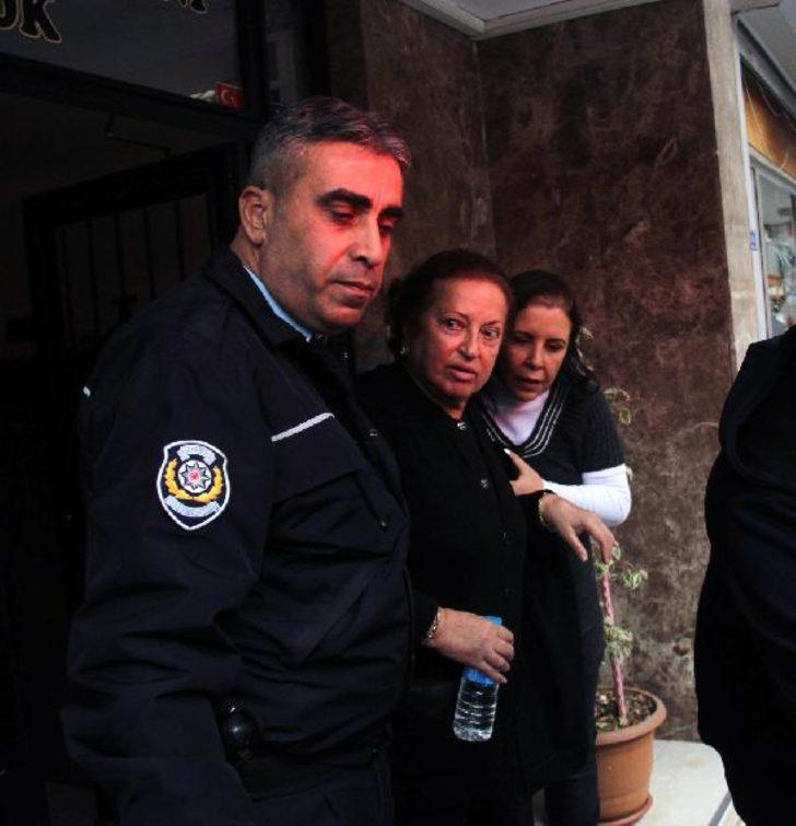 Sahte polisin gözcüsü, yakalandı