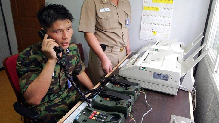 K. Kore, G. Kore ile arasındaki acil telefon hattını yeniden açıyor