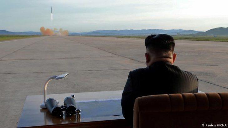 Trump: Benim nükleer düğmem seninkinden büyük