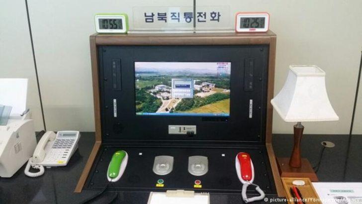 """Kuzey Kore'den Güney'e """"iletişim"""" açılımı"""
