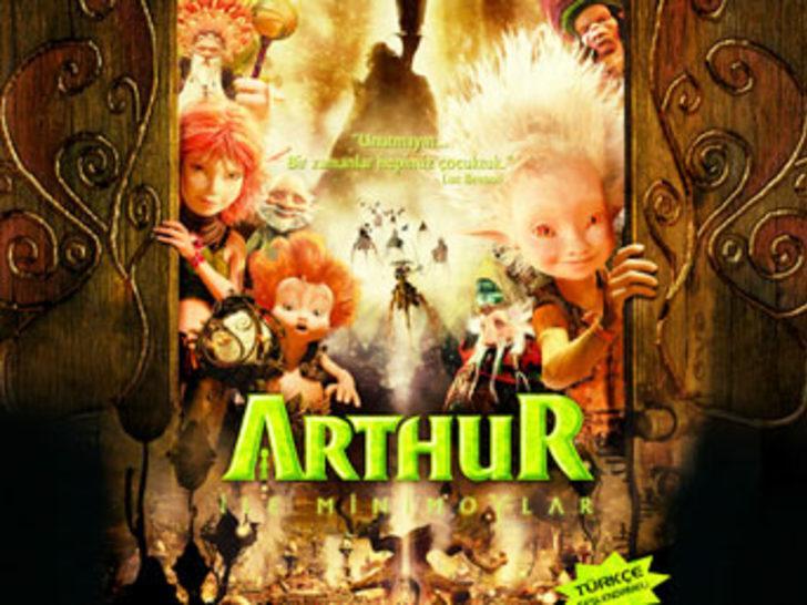 """""""Arthur ile Minimoylar"""" filminin yönetmeni İstanbul'da"""