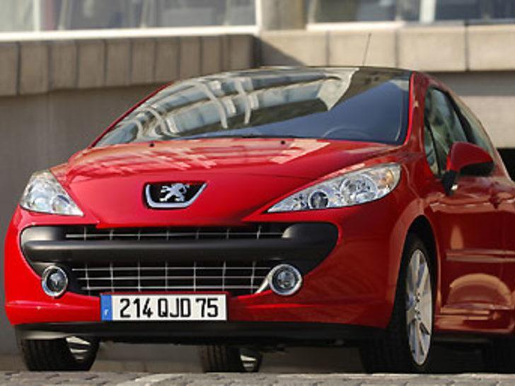 Peugeot 207'ye 150 beygirlik yeni motor